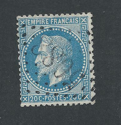 N°29 GC 5088 INEBOLI TURQUIE TURKEY RARE SIGNE DARTEYRE BFE TIMBRE STAMP  FRANCE