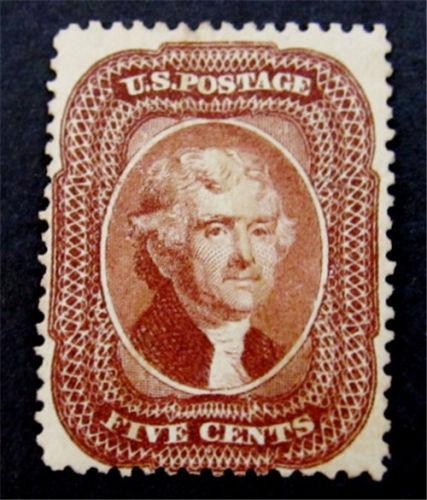 nystamps US Stamp  28 Mint OG H 60000