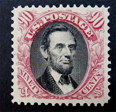 nystamps US Stamp  122 Mint with Gum H 12000